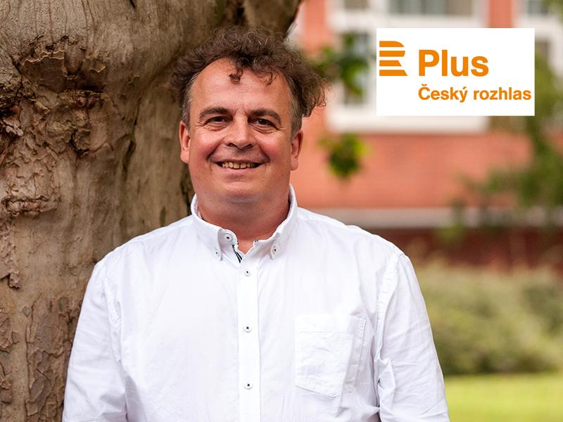 [Český rozhlas Plus] Hovory – Ota Novotný, ředitel MBA datového studijního programu VŠE v Praze
