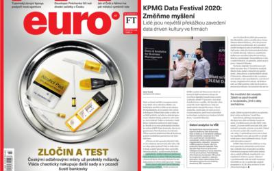[Euro] KPMG Data Festival 2020: Změňme myšlení