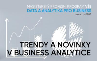 Trendy v analytice